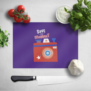 Save The Moment Chopping Board