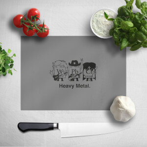Heavy Metal Chopping Board