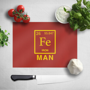 Fe Man Chopping Board