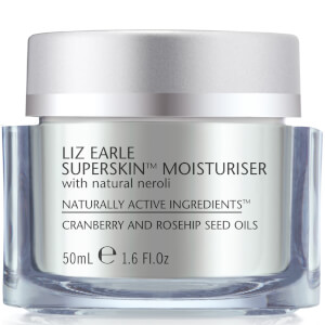 Liz Earle Superskin Moisturiser With Neroli 50ml Jar
