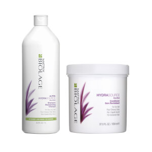 Biolage HydraSource Supersize Shampoo and Conditioner Duo