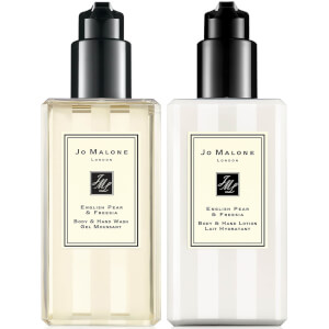 Jo Malone London English Pear and Freesia Soap, Hand Wash and Lotion Bundle