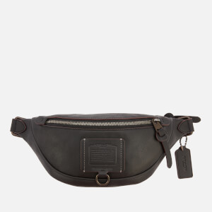 Coach Men's Rivington Belt Bag 7 - Black