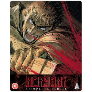 Berserk Collection - Limited Edition Blu-ray Steelbook