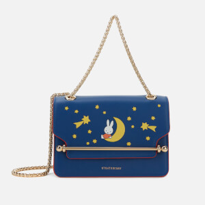 Strathberry X Miffy Women's Night East/West Mini Bag - Cobalt