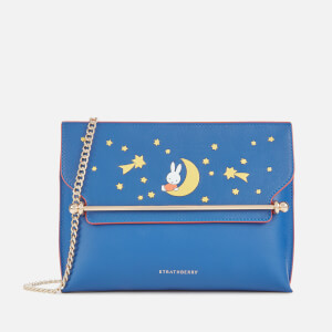 Strathberry X Miffy Women's Night Stylist Cross Body Bag - Cobalt