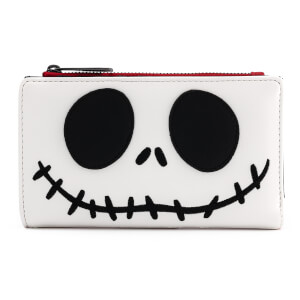 Loungefly Disney The Nightmare Before Christmas Christmas Jack Cosplay Flap Wallet