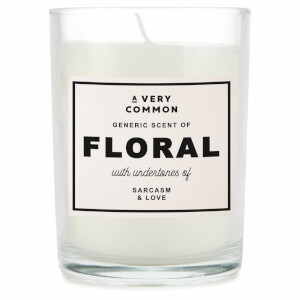 A Very Common Generic Scent Of Floral Candle
