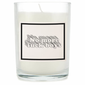 No More Fuck Boys Candle