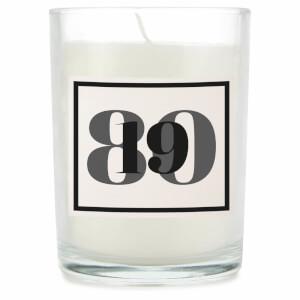 1980 Candle