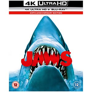 Jaws - 4K Ultra HD (Includes 2D Blu-ray)