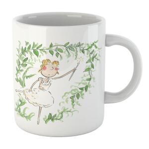 Beauty Dances With Spindle Mug