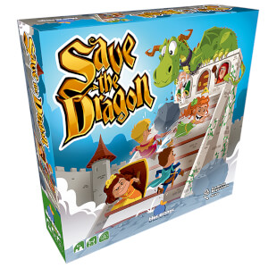 Save the Dragon Board Game