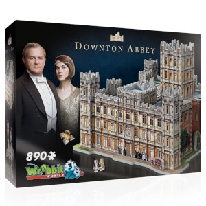Downton Abbey 3D Puzzle (890 Pieces)