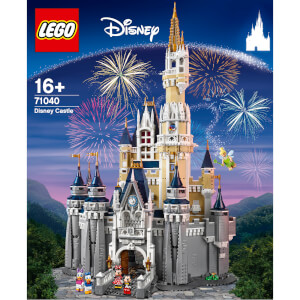 LEGO® Disney: El Castillo Disney (71040)