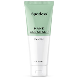 Spotlight Oral Care Spotless 70% Alcohol Hand Cleanser Gel 100ml