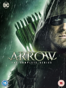 Arrow Seasons 1-8