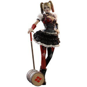Hot Toys Batman Arkham Knight Videogame Masterpiece Action Figure 1/6 Harley Quinn 30 cm