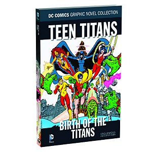 DC Comics Graphic Novel Collection Teen Titans - Birth of the Titans