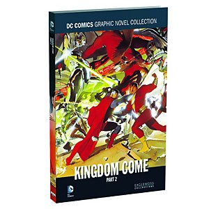 DC Comics Graphic Novel Collection Kingdom Come Part 2