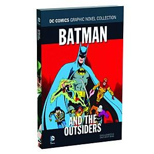 DC Comics Graphic Novel Collection Batman