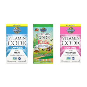 Family Vitamins Bundle