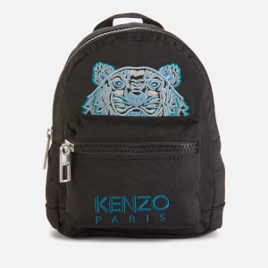 KENZO Women's Kampus Canvas Mini Backpack - Black
