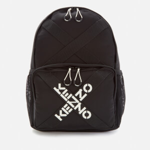 KENZO Men's Sport Backpack - Black