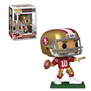 NFL 49ers Jimmy Garoppolo Funko Pop! Vinyl