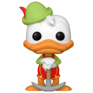 Disney 65th Donald with Lederhosen Pop! Vinyl Figure
