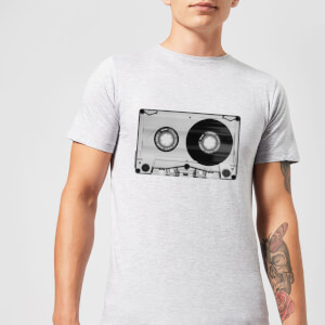 The Motivated Type Tape Men's T-Shirt - Grey