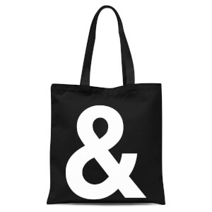 The Motivated Type & Tote Bag - Black