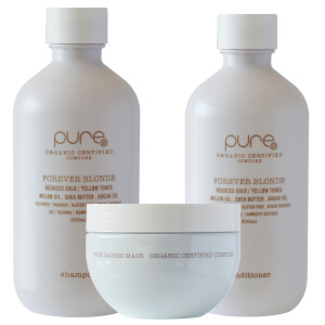 Pure Forever Blonde Trio Pack (Worth $103.85)