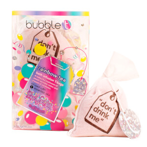 Bubble T Cosmetics Confetea Tea Bags 3 x 120g