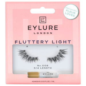 Eylure Fluttery Light Lashes - 008
