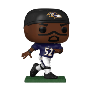 NFL Legends Ray Lewis Ravens Funko Pop! Vinyl