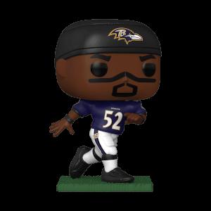 NFL Legends Baltimore Ravens Ray Lewis Funko Pop! Vinyl