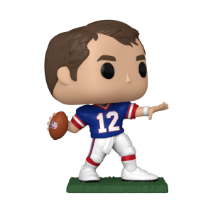 NFL Legends Jim Kelly Bills Funko Pop! Vinyl
