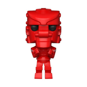 Mattel - Rock Em Sock Em Robot (Red) Funko Pop! Vinyl Figure