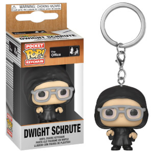 The Office Dwight as Dark Lord Funko Pop! Keychain