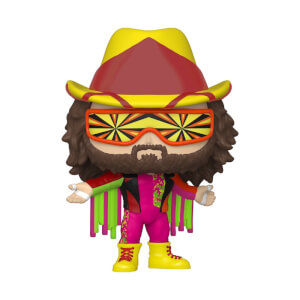 WWE NWSS Macho Man Randy Savage Funko Pop! Vinyl Figure