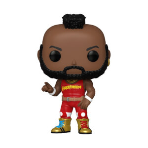 WWE NWSS Mr T Funko Pop! Vinyl Figur