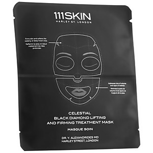 111SKIN Celestial Black Facial Diamond Lifting and Firming Mask