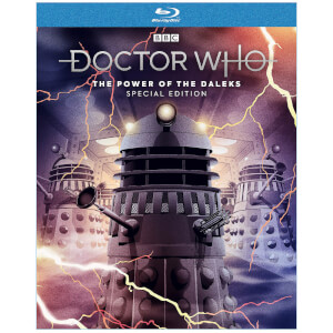 Doctor Who - The Power Of The Daleks Special Edition