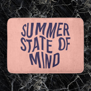 Summer State Of Mind Bath Mat