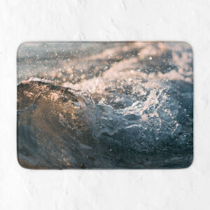 Wave Texture Bath Mat