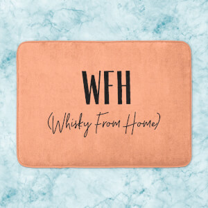 Whisky From Home Bath Mat