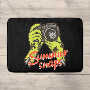 Summer Snaps Bath Mat