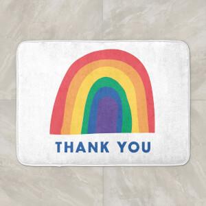 Thank You Bath Mat