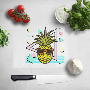 Summer Pineapple Chopping Board